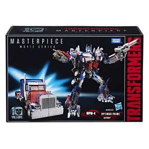 Transformers Movie Masterpiece MPM-04 Optimus Prime £67.92 delivered  @ Kapow Toys