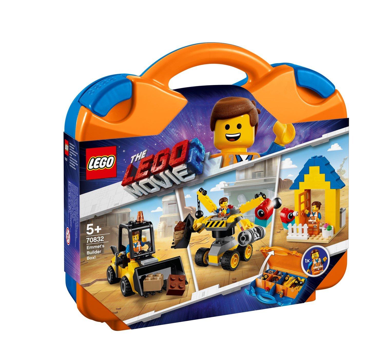 Up to 50% off lego sets instore e.g. 70832 Emmet's Builder Box £12.49 @ Asda
