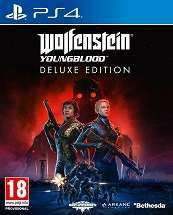 Wolfenstein: Youngblood Deluxe Edition PS4/Xbox one for £26.75 (New) Preorder @ Boomerangrental