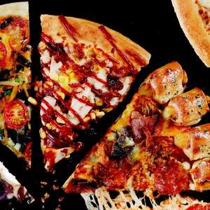 Pizza hut exchange 1000 nectar points for any individual size pizza. Offer ends today