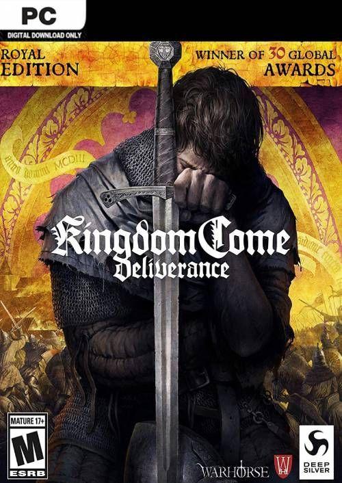 [Steam] Kingdom Come: Deliverance Royal Edition PC £16.99 @ CDKEYS