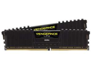 Corsair Vengeance LPX 16GB (2x 8GB) 3200MHz DDR4 for £70.36 Delivered @ CCLONLINE