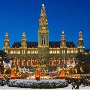 2 nights in Vienna, Austria for just £69 each (total £138.26) including flights and hotel @ ebookers