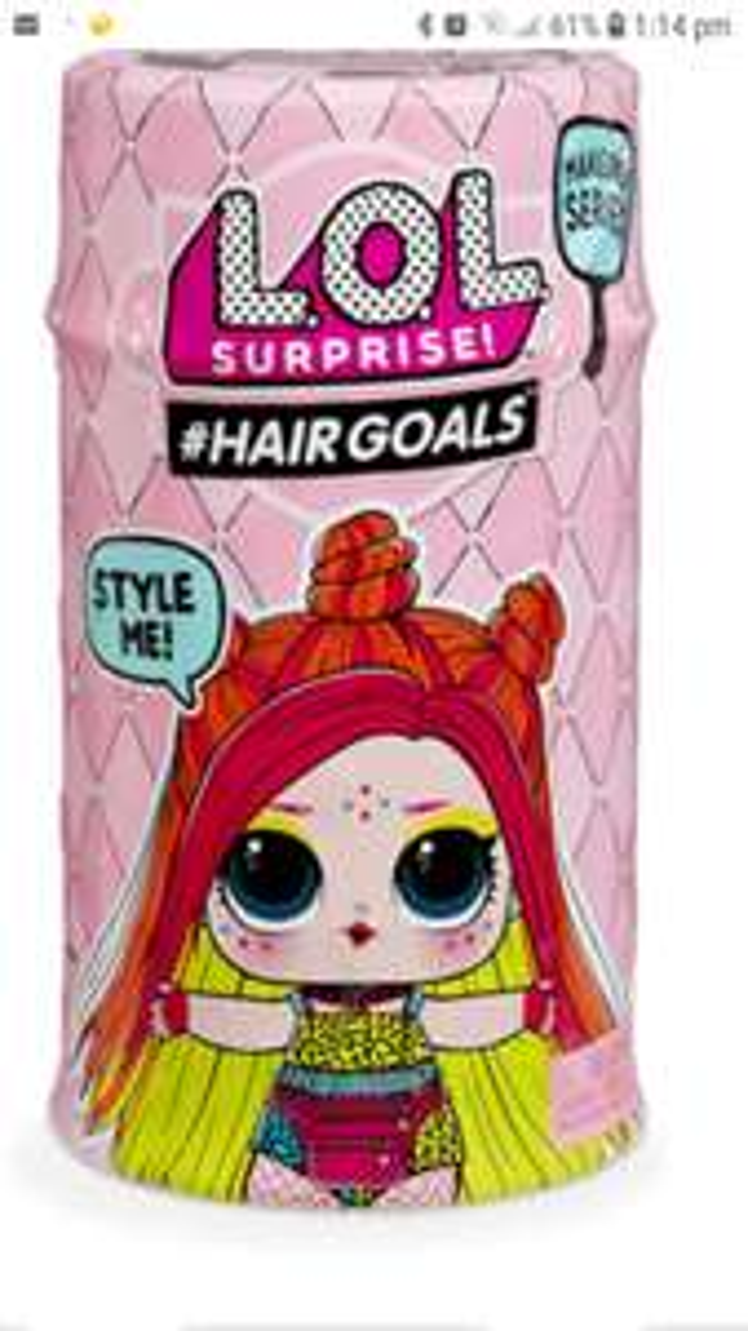 Lol Hair goals series 2 - £10 instore @ ASDA