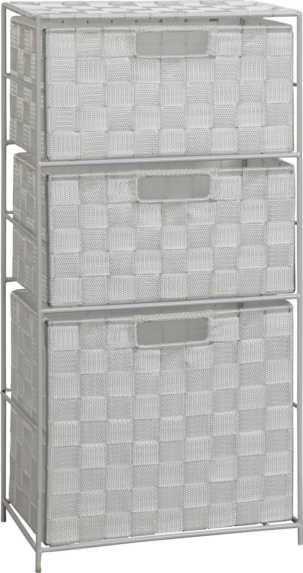 1/2 Price : Wide 3 Drawer Bathroom Storage Unit, Now £12 @ Argos ( Free C&C )