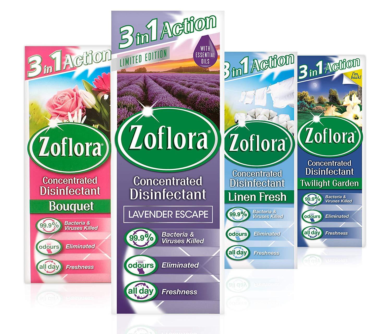 Zoflora 120ml £1.00 instore at B&M