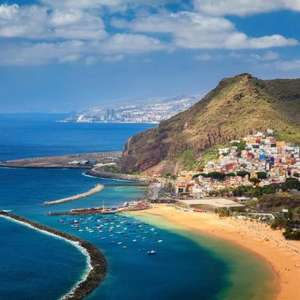7 nights in Tenerife for just £183 (total £734) including flights and apartment @ Booking.com