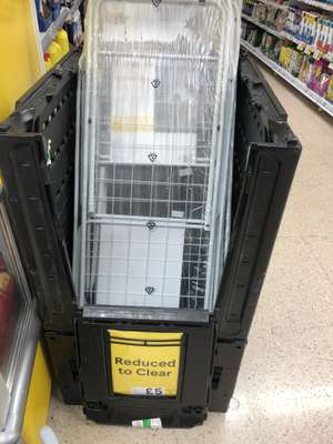Large 18m winged Clothes airer reduced to £5 at tesco instore (national) if stores have stock