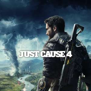 Just Cause 4 PlayStation store - £17.99