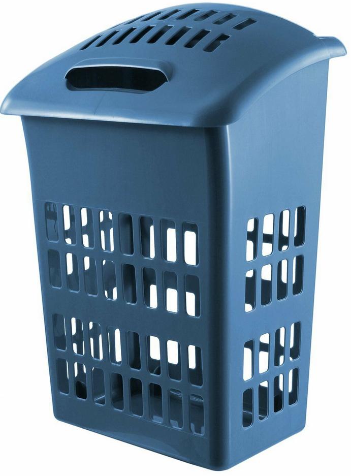 Argos Home 54 Litre Laundry Bin - Ink Blue - £5 + Free C&C @ Argos