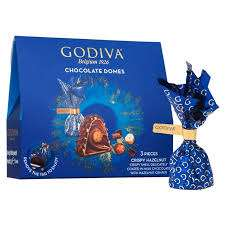 Godiva Chocolate Domes 3 pack  reduced to 20p instore at Sainsburys