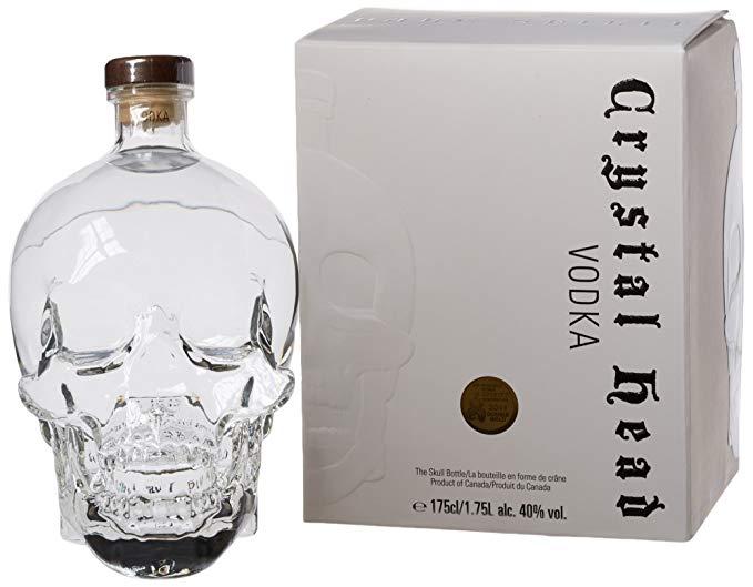 Crystal Head Vodka Magnum 175cl £73.94 @ Amazon