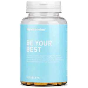 My Vitamins Be Your Best 60 Tablets £1.10 @ Superdrug (Free C&C & 3 For 2)