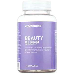 My Vitamins Beauty Sleep 60 Capsules  @ Superdrug (Free C&C & 3 For 2)