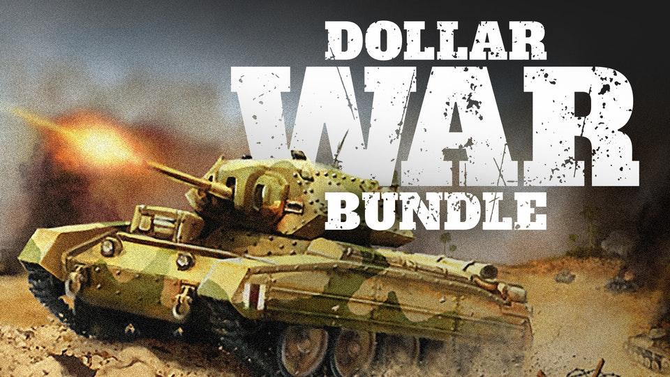 Dollar War Bundle (14 Steam Games for PC/Mac) 89p/ Dollar Battle Bundle for 75p @ Fanatical