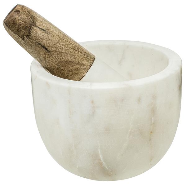 Sainsbury's Pestle & Mortar - White Marble - £1.85 Instore @ Sainsbury's