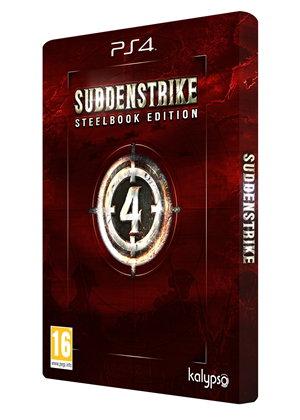 Sudden Strike 4 Steelbook Edition (PS4) £12.79 @ Base
