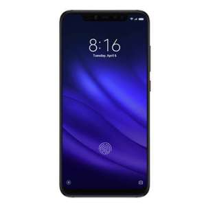SIM Free Xiaomi Mi 8 Pro Mobile Phone, Black - £299.95 at Argos