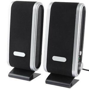 Cheap new USB speakers for PC, laptop, TV etc.. £4.95 delivered. Over 3,300 sold. UK seller. @ buy_gadgets_ebay