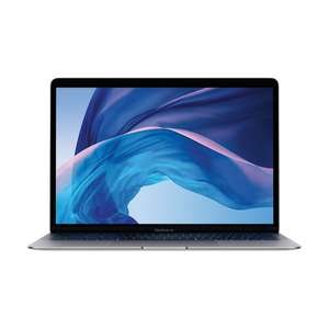 Refurbished 2018 13.3-inch MacBook Air 1.6GHz dual-core Intel Core i5 with Retina Display £849 ~ Apple Store