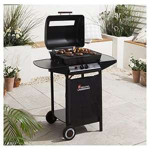 Grill Chef Gas Burner BBQ - £50 Instore @ Tesco