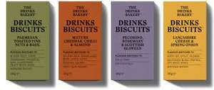 The Drinks Bakery Drinks Biscuits - 20p Instore @ Sainsbury's (Selly Oak)