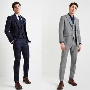 8 different 2 Piece Suits priced at just £49.95 +  Free Click & Collect + Free Returns @ Moss Bros