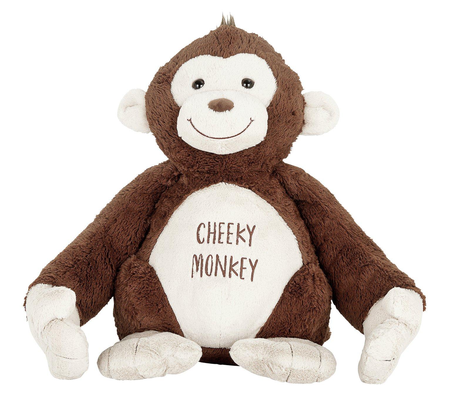 56cm Tall Monkey Plush for £2.24 @ Argos