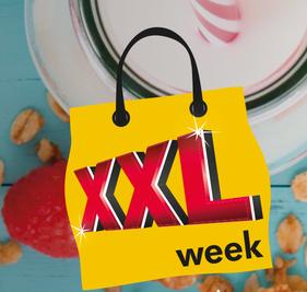 Lidl Deals 11-17th July XXL Week Easy Peelers 69p, Plums 69p, Mushrooms 59p / 18-24th July- Nectarines 45p, Snack Cucumber 79p, Potatoes 65p