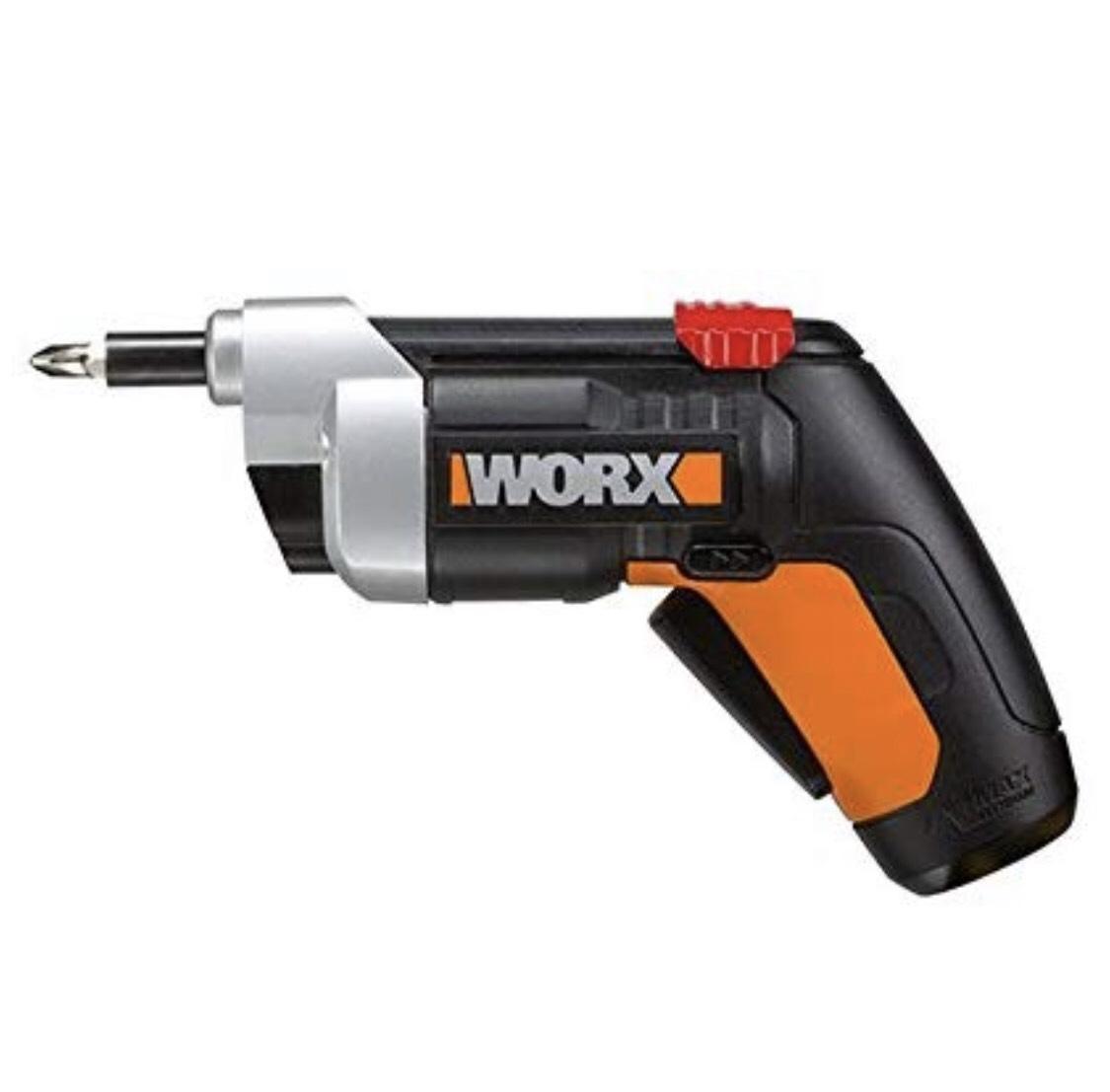 WORX WX252 Extended Reach XTD Cordless Screwdriver £15 (Prime) / £19.49 (non Prime) on Amazon