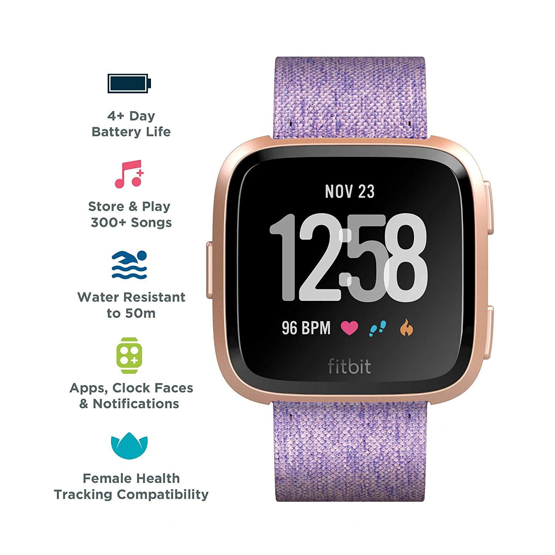 Fitbit Versa Special Edition Lavender £149.99 Amazon
