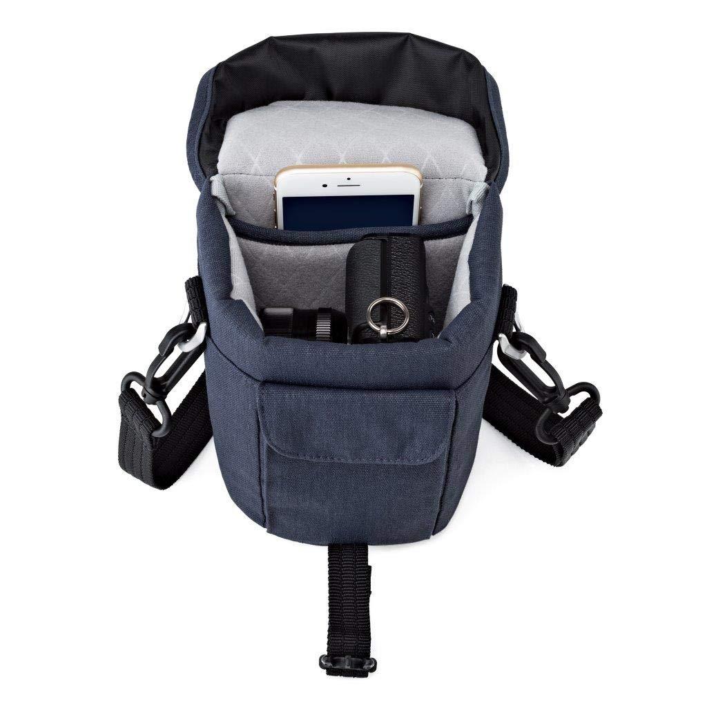 Lowepro LP36930 Scout SH 100 Camera Case - Slate Blue £9.99 @ Amazon sold by Great Western Cameras.