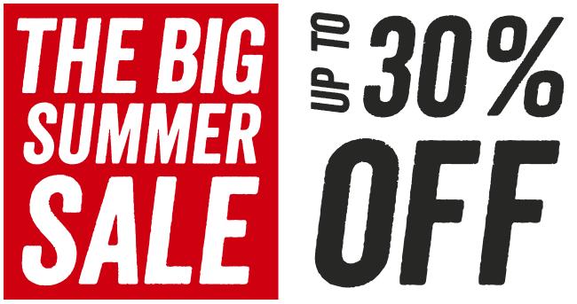 Halfords Big Summer Sale - Upto 30% Off
