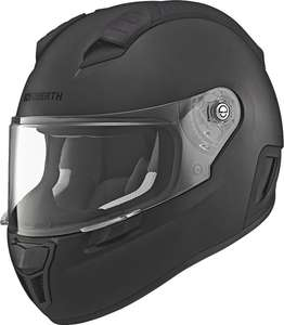 Schuberth SR2 - Matt Black - SALE £219 at helmet city