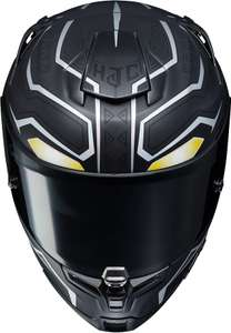 HOT UK DEALS FOREVER!!! HJC RPHA-70 - Black Panther (Marvel) - SALE £299.99 helmet city