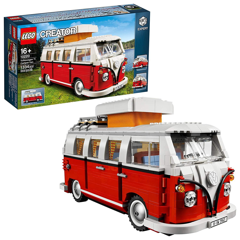 LEGO Creator 10220 Volkswagen T1 Camper Van now £69.99 delivered at Amazon