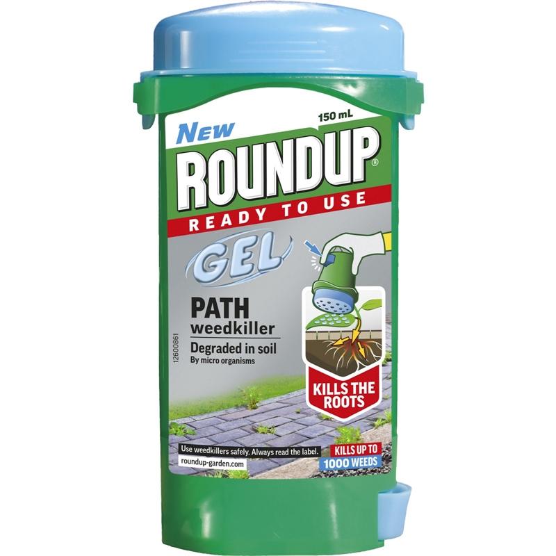Roundup Path & Drive Gel Weedkiller - 150Ml £2.10 Homebase instore