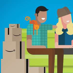 Amazon Prime Annual Membership £59 - Available to new customers and those switching from monthly to annual plans (Prime Day 2019)