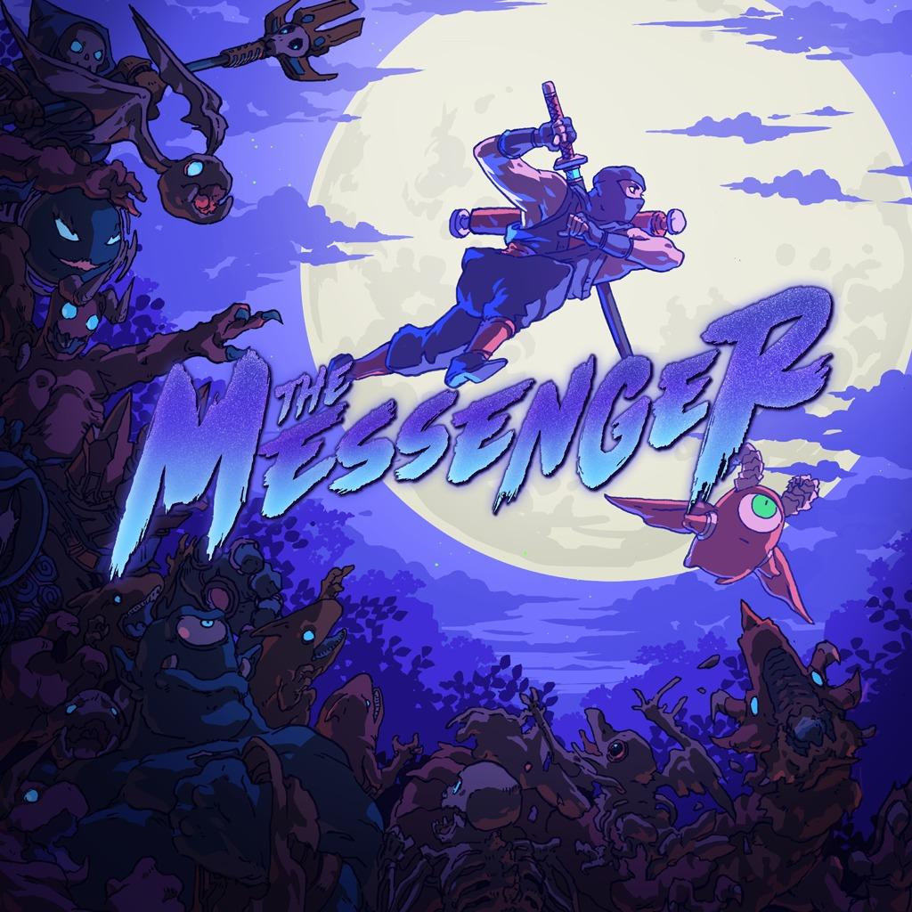 The Messenger (PS4) + Picnic Panic DLC £10.49 @ PlayStation Network