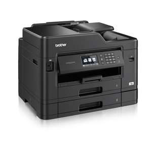 Brother MFC-J5730DW All-In-One Wireless A3 Inkjet Printer  £99.98 (£49.98 after cashback) @ ebuyer.com