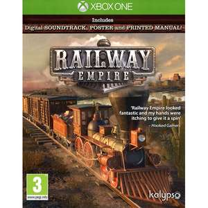 Railway Empire (Xbox One) £8.99 Delivered @ Base