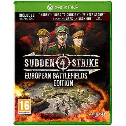 Sudden Strike 4: European Battlefields Edition (Xbox One) £8.99 Delivered @ Base
