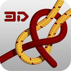 Knots 3D now FREE usually £3.99 @ Google Play & App Store