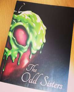 The Odd Sisters book available in Tescos £4.50 or in the 2 for £7 deal