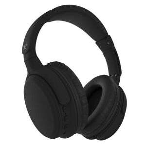 KitSound Slammers On Ear Bluetooth Headphone Black £6.99 @ tech-refresh eBay