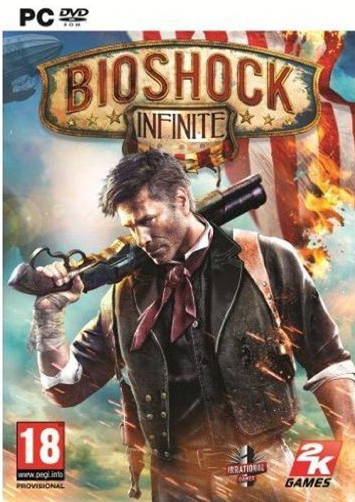 [Steam] BioShock Infinite PC £2.99 @ CDKEYS