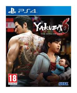 Yakuza 6: The Song of Life (PS4) £16.50 Delivered @ Coolshop