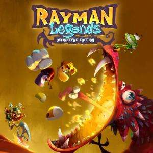Rayman Legends Definitive Edition Nintendo Switch £7.49 @ Nintendo eShop