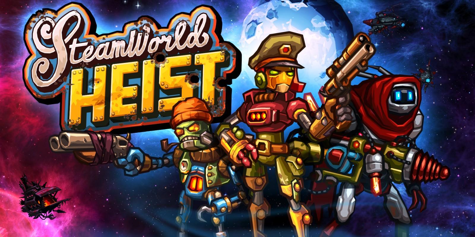 Steamworld Heist: Ultimate Edition for Nintendo Switch £4.49 @ Nintendo Shop