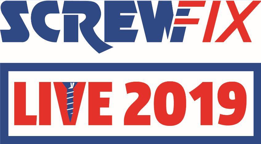 Screwfix Live - free tickets @ Farnborough International Exhibition Centre